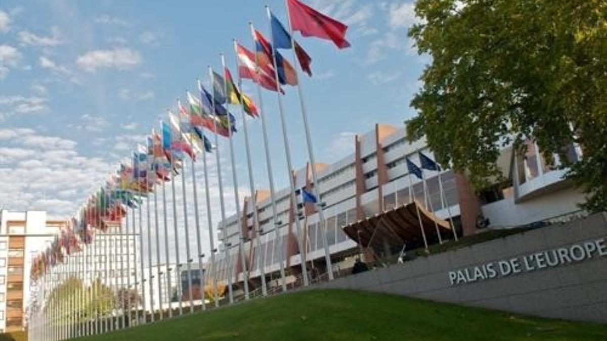 Sede del Consejo de Europa en Estrasburgo.