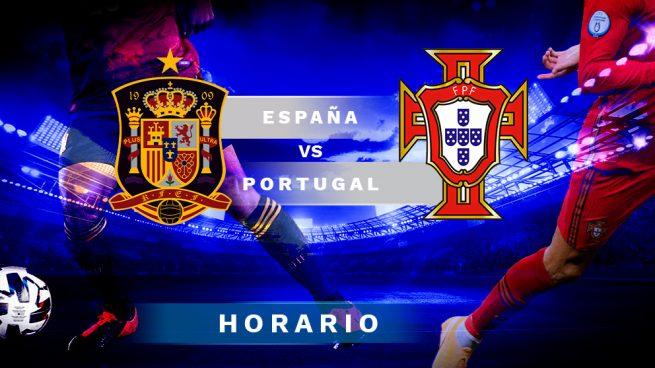 A qué hora ver el España – Portugal y dónde ver hoy en directo por TV el amistoso de preparación para la Eurocopa
