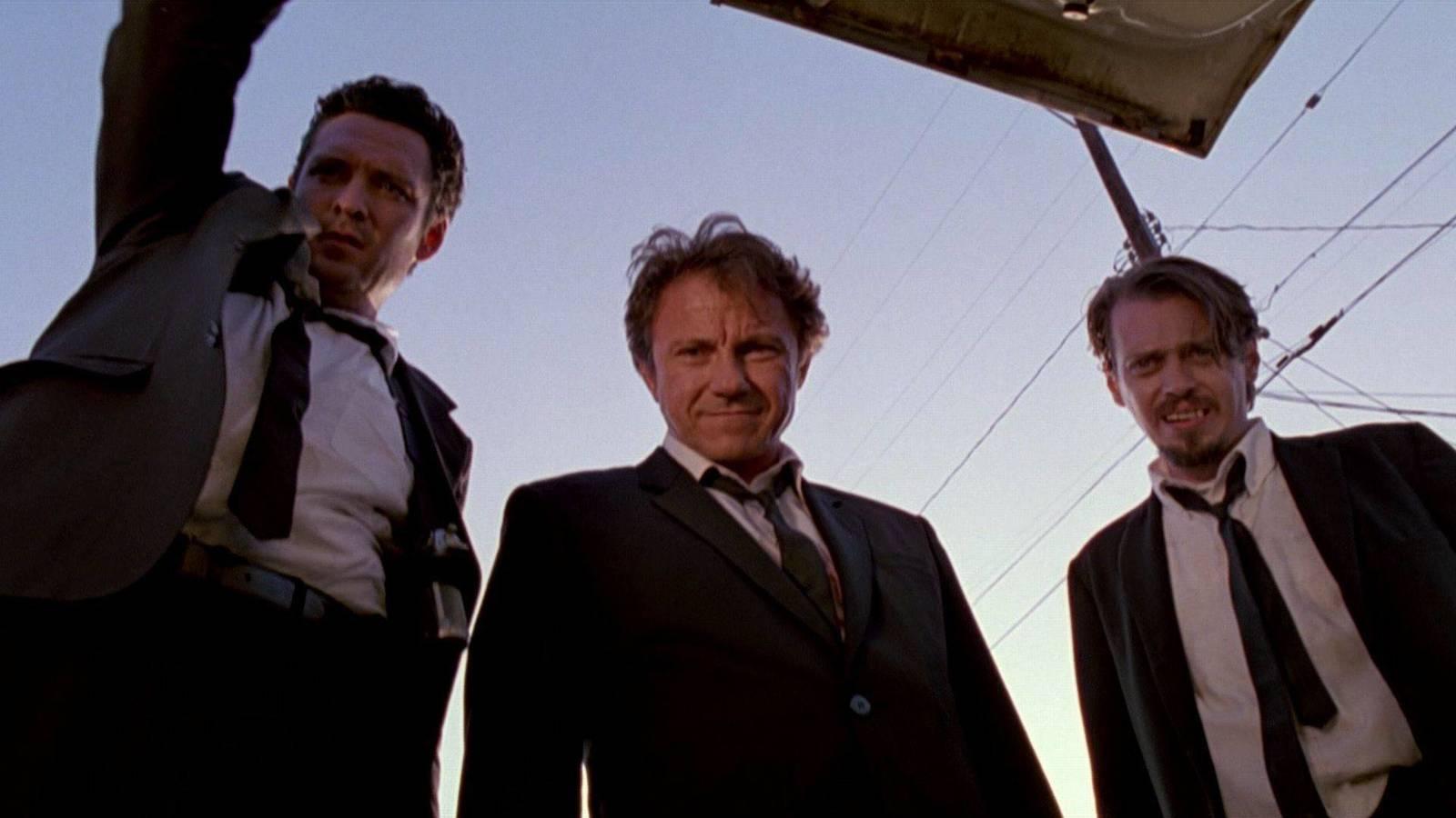 Este fin de semana se reestrena «Reservoir Dogs»
