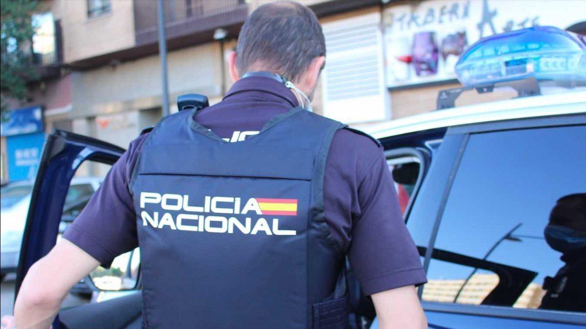 Agente de la Policía Nacional (CNP).