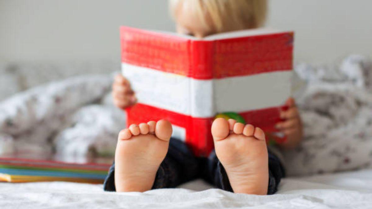 Los pasos para organizar un rincón de lectura para los niños en casa