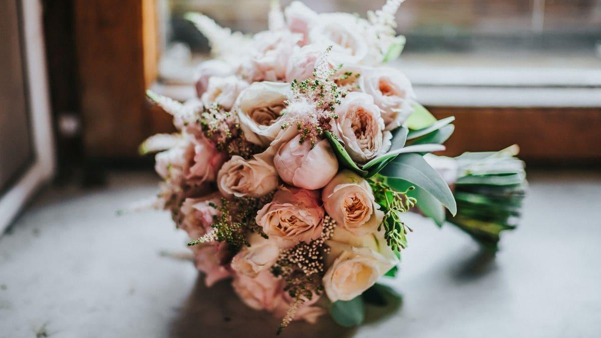 Consejos para conservar el ramo de novia
