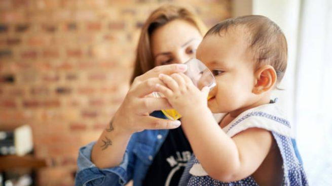 zumo bebé