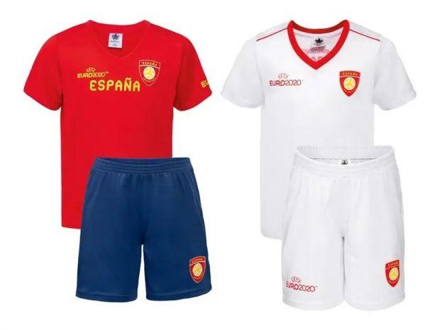 Animar a España costará 4 euros con la camiseta de la Eurocopa low cost de Lidl