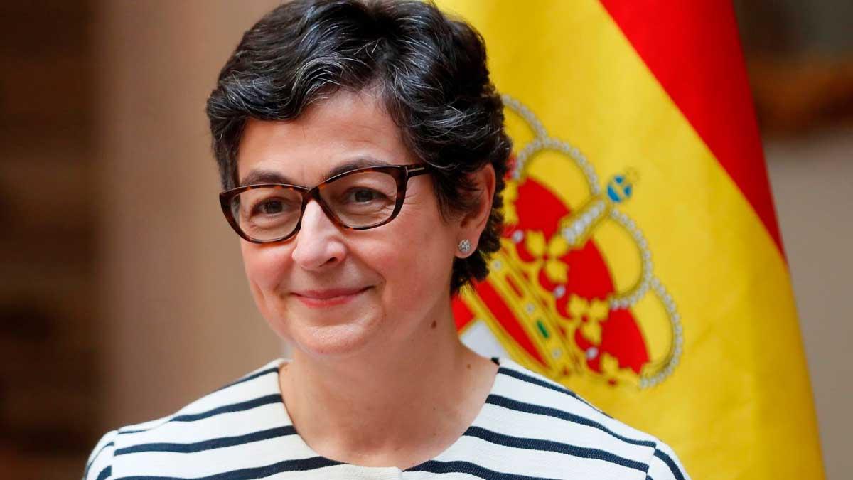 La ministra de Asuntos Exteriores, Arancha González Laya. Foto: EFE