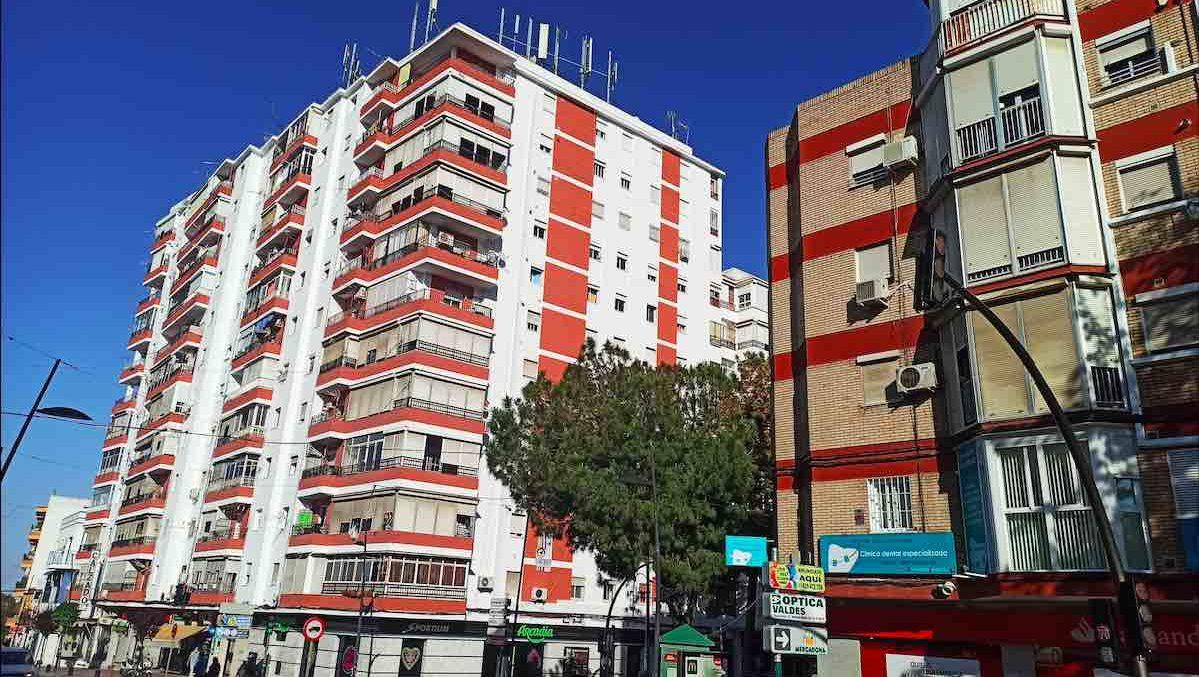 Bloques de viviendas (EUROPA PRESS).