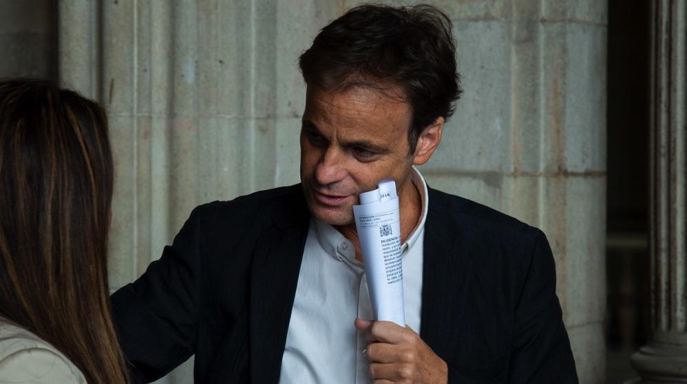 El diputado catalán Jaume Asens. (Foto. Barcelona)