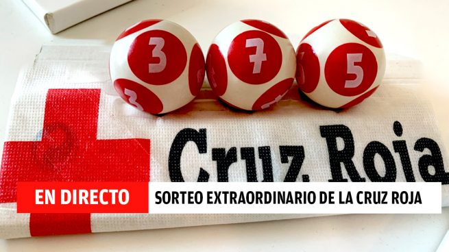 Sorteo Extraordinario de Lotería Nacional de la Cruz Roja 2021 en directo