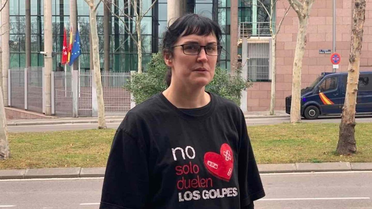 La activista Pamela Palenciano (Foto: EP).