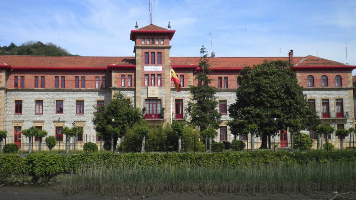 Cuartel de Loyola.
