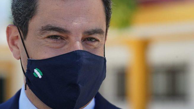 Juanma Moreno retomará este lunes su agenda pública tras superar el Covid-19