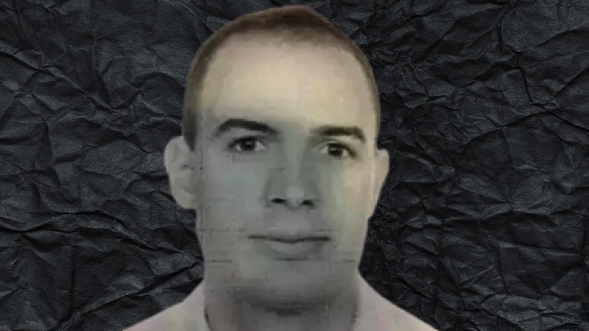 El etarra David Urdín Pérez.