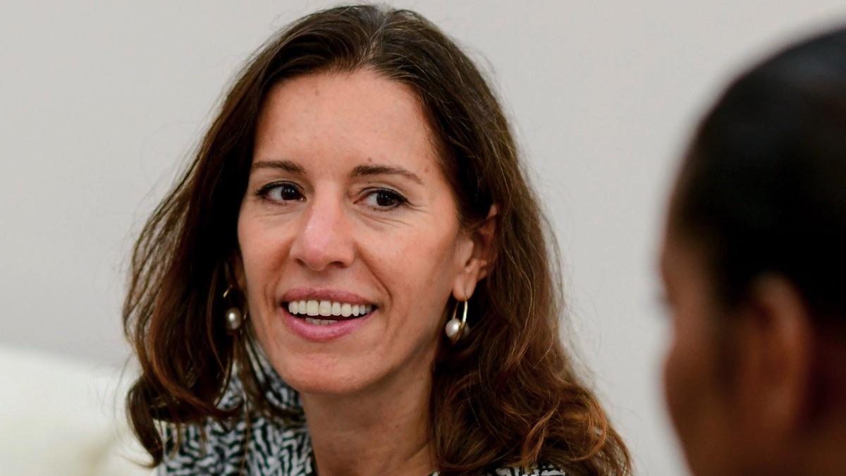 María Eugenia Carballedo.