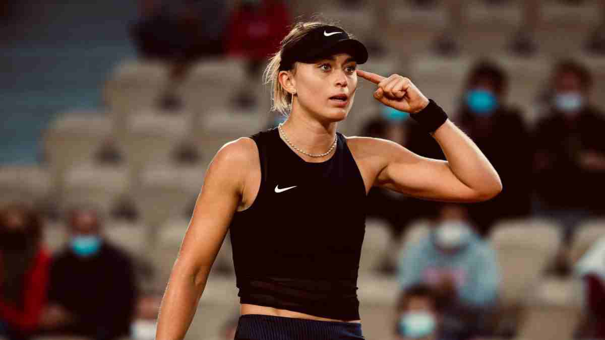 Paula Badosa en Roland Garros. (@paulabadosa)