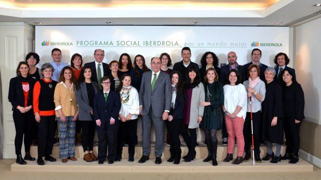 La Fundación Iberdrola España lanza su Programa Social 2022 para fomentar el desarrollo y la inclusión social