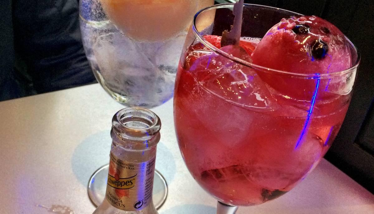 Un original gin tonic