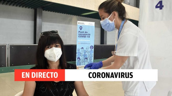 Coronavirus, última hora hoy en directo: nuevas medidas y restricciones, datos y vacunación