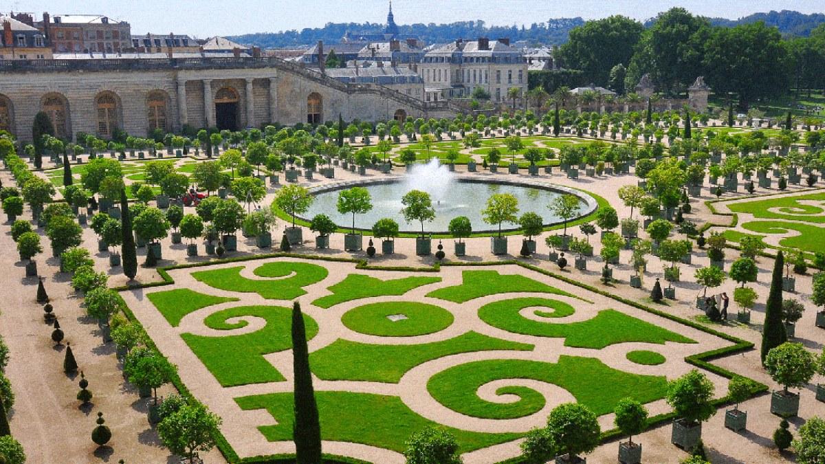 Primer hotel dentro de Versalles