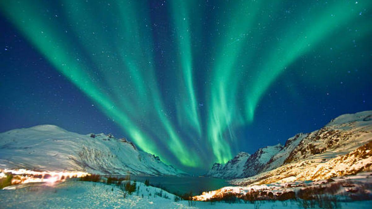 Un estudio ha revelado cuál es el origen de la aurora boreal
