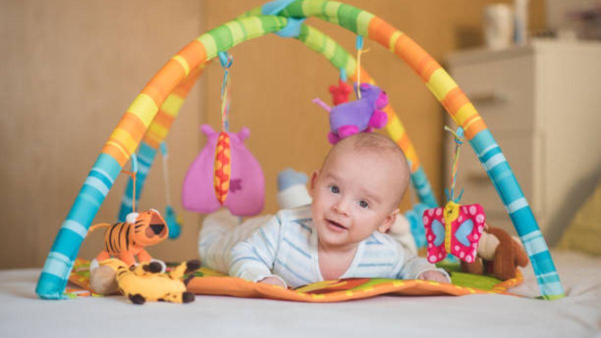 Descubre qué son y cuáles son los beneficios de los gimnasios para bebés