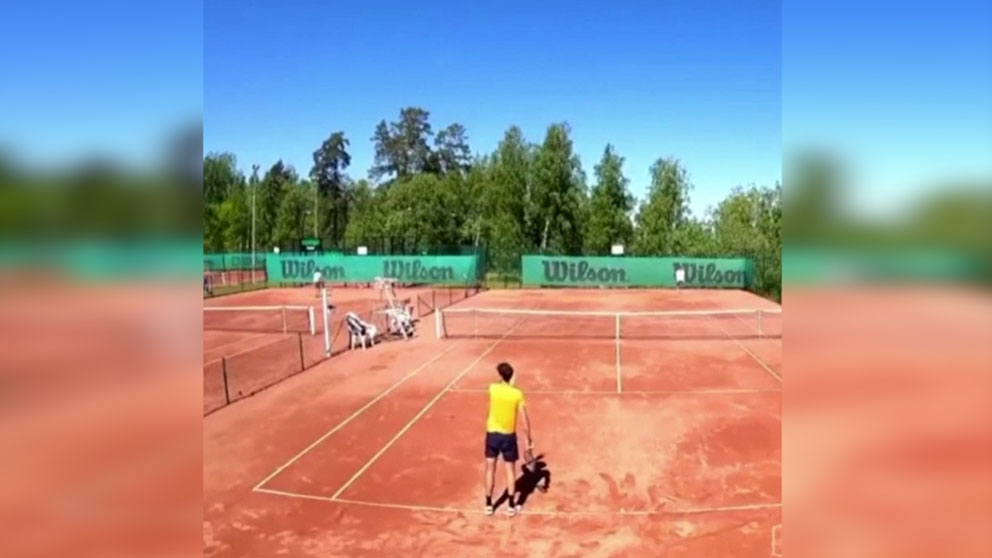 tenissinplay
