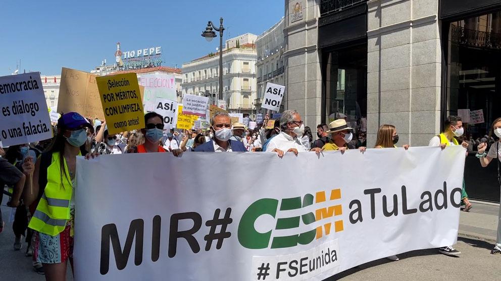 MIR en Madrid