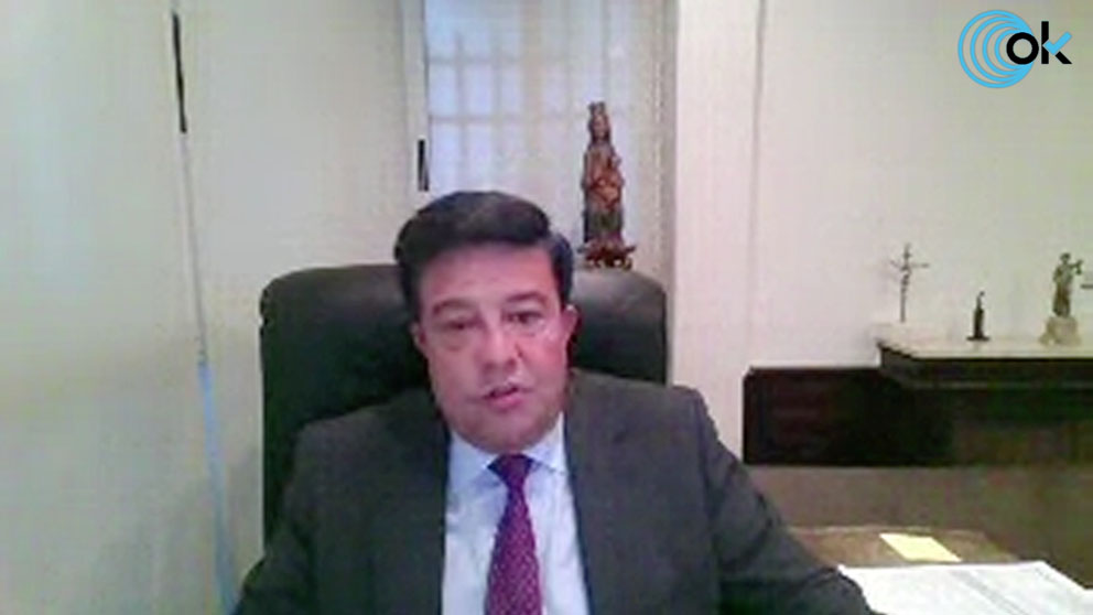 El abogado Carlos del Arco.