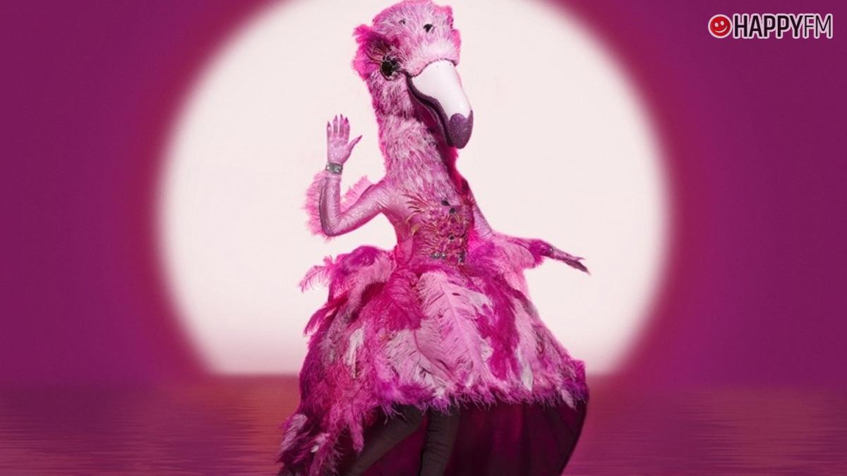 Flamenco en Mask Singer