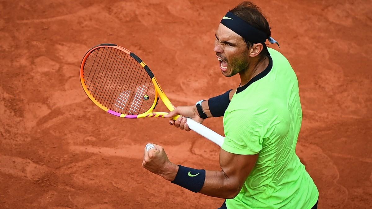 Nadal – Schwartzman: cuartos de final de Roland Garros, en directo. (AFP)