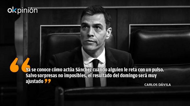 Sánchez es una tragedia histórica