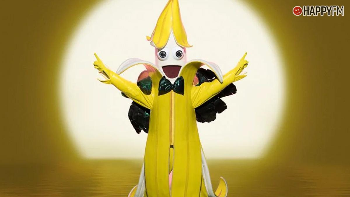 Plátano en Mask Singer