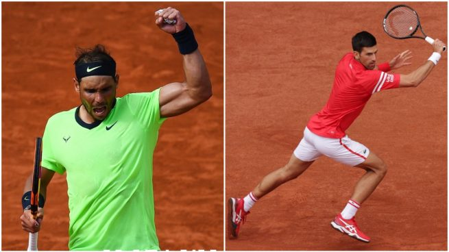 Dónde ver el partido entre Rafa Nadal – Novak Djokovic en directo por TV y online hoy