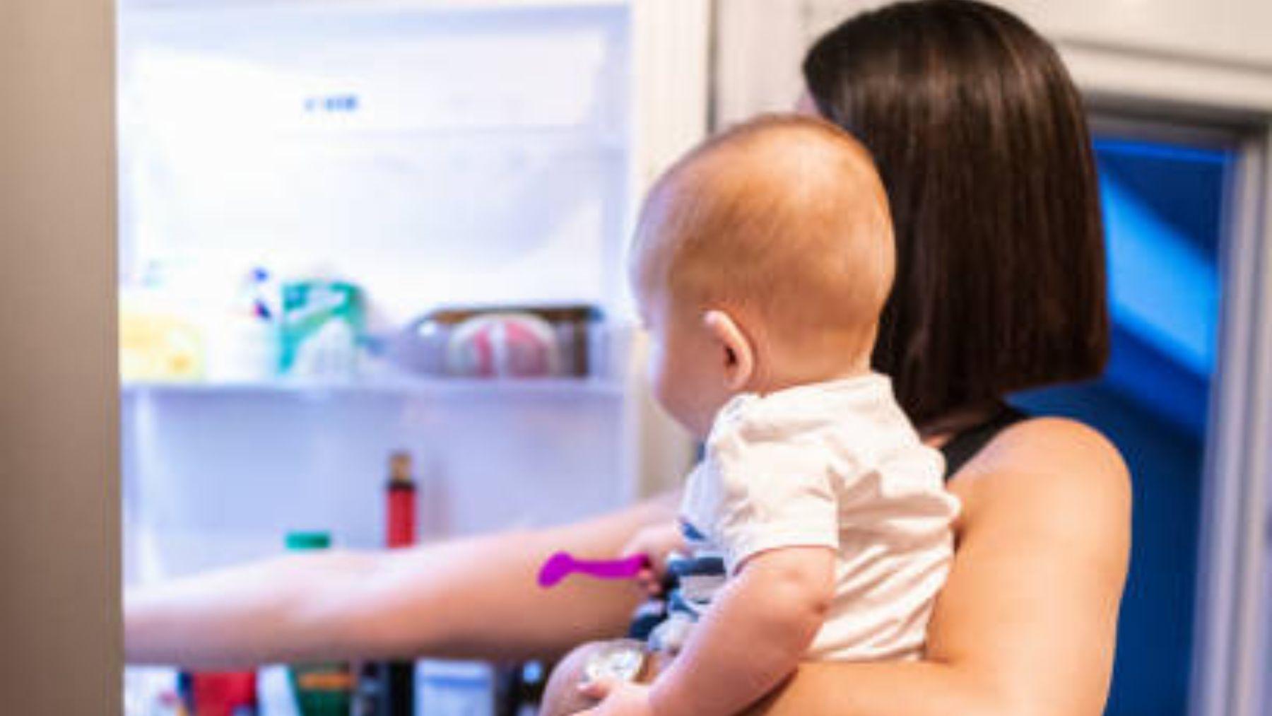 Pautas para que podamos almacenar correctamente la comida de los bebés