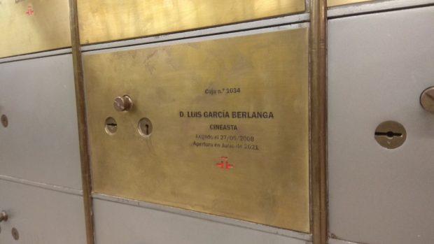La caja secreta de Berlanga