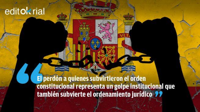 El indulto a los golpistas es otro golpe de Estado