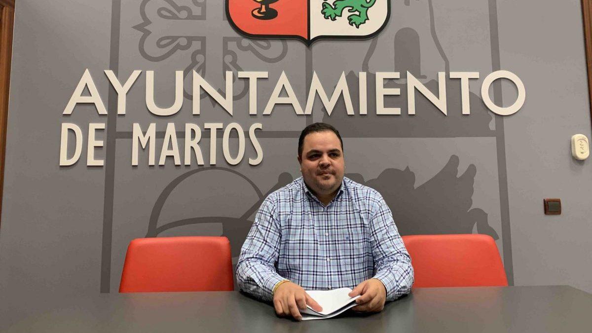 Jaén.- Martos presenta sus primeros presupuestos con deuda cero