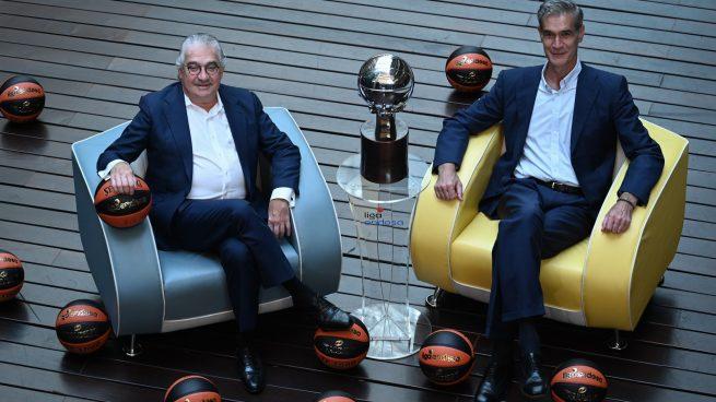 Endesa y ACB amplían tres años más su acuerdo de patrocinio para la Liga Endesa de Baloncesto