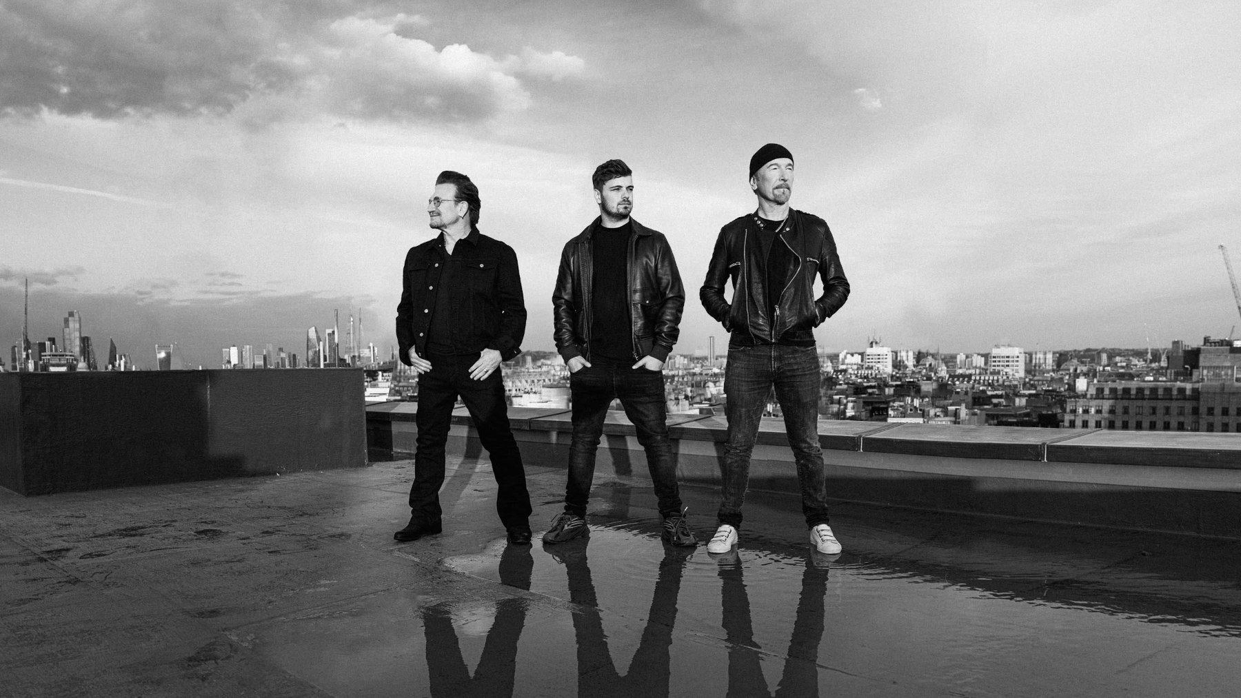 U2 y Martin Garrix interpretan la canción oficial de la Eurocopa 2020