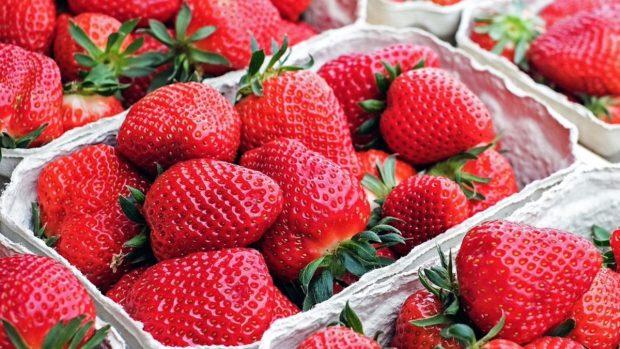 Gazpacho de fresas: receta fácil