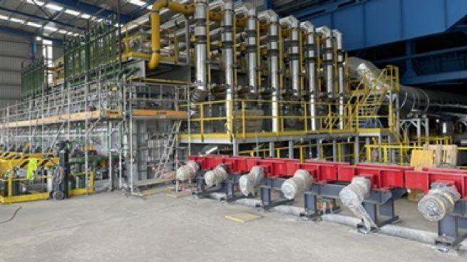 Celsa se alía con Intersig para incrementar la actividad de su acería en Francia
