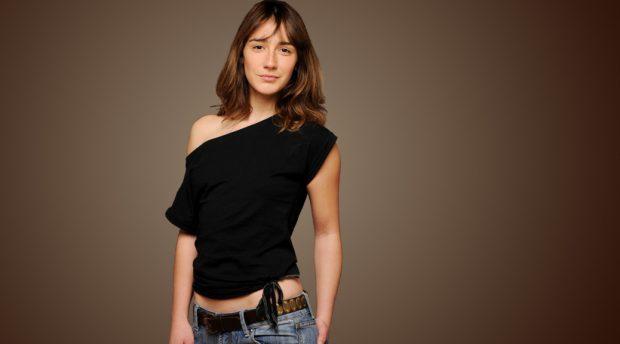 La actriz Marta Poveda es una de las invitadas de esta semana en Pasapalabra