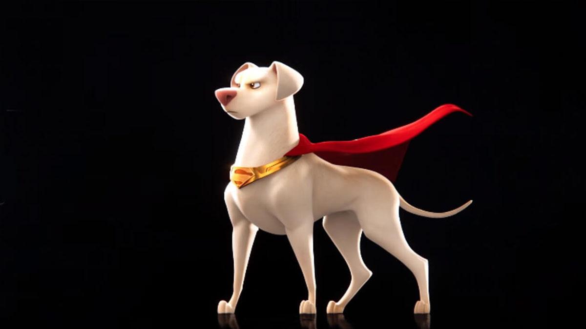 «La liga de Super-mascotas» (Warner Bros Pictures)