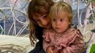 Las niñas desaparecidas en Tenerife.