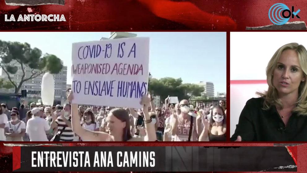 Ana Camíns en La Antorcha