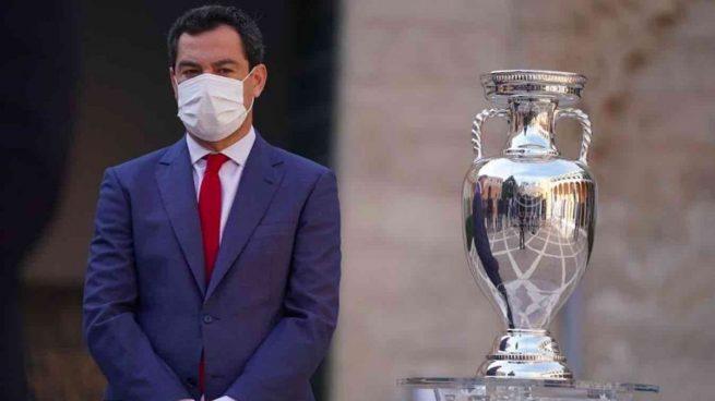 Moreno denuncia que el «absurdo» retraso en la vacunación de la Selección deteriora la «imagen de España»