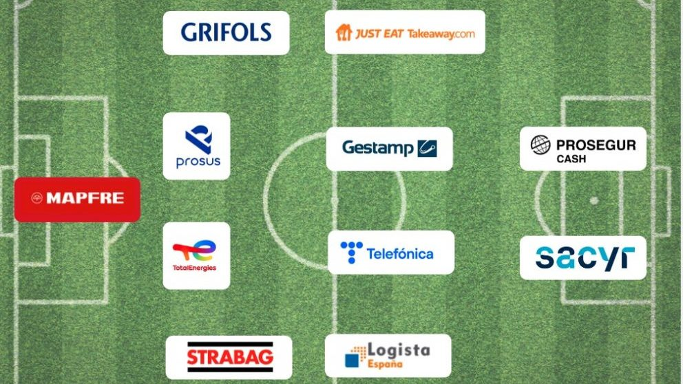 Empresas Eurocopa