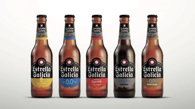 Estrella Galicia estrena nueva imagen y packaging más sostenible
