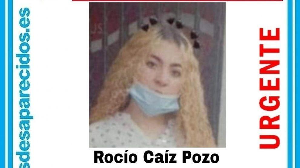 Sevilla.- Sucesos.- Investigan la desaparición de una joven vecina de Martín de la Jara,