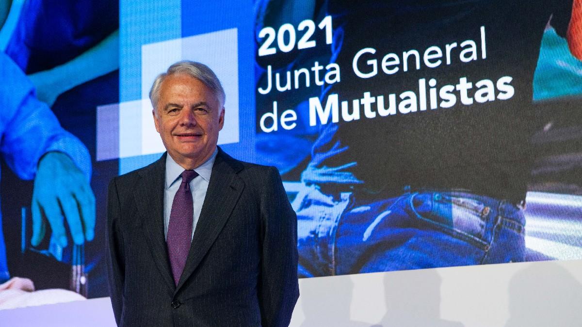 Ignacio Garralda, presidente Grupo Mutua