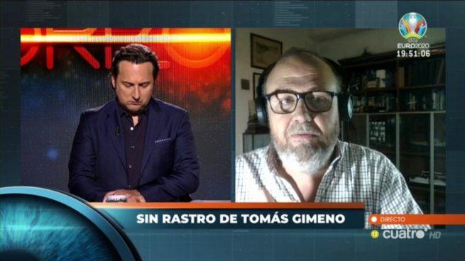 Iker Jiménez se derrumba en directo al conocer el desenlace del caso de las niñas de Tenerife